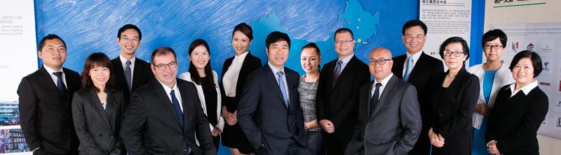 維達董事會及集團管理層丨集團管理層