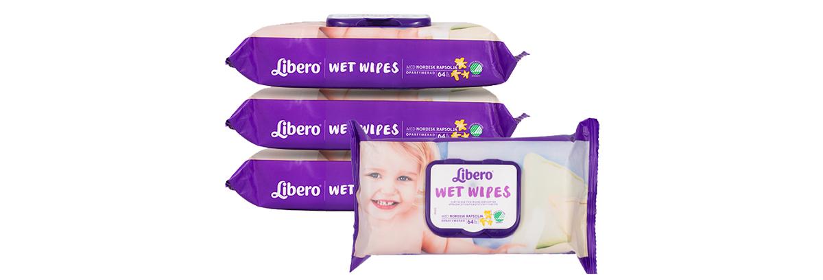嬰兒濕紙巾